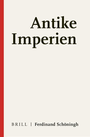 Cover Antike Imperien