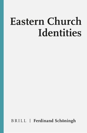 Cover Eastern Church Identities