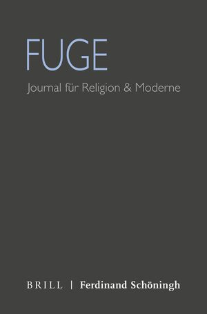 Cover FUGE - Journal für Religion & Moderne