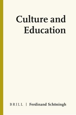 Cover Culture and Education