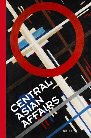 Cover Central Asian Affairs
