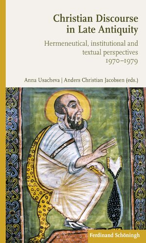 Cover Christian Discourse in Late Antiquity