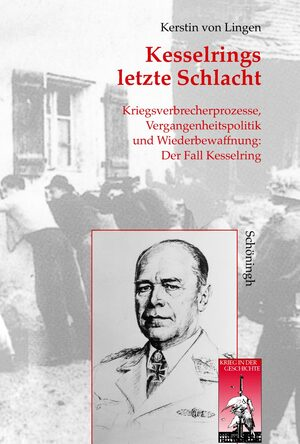 Cover Kesselrings letzte Schlacht