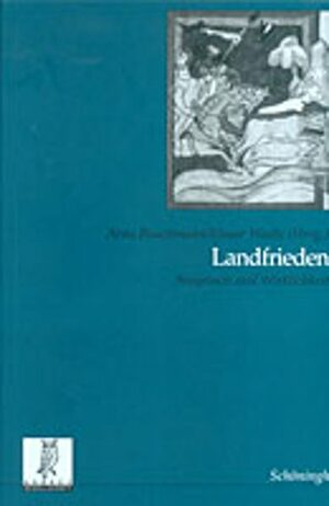 Cover Landfrieden