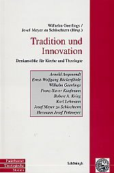 Cover Tradition und Innovation
