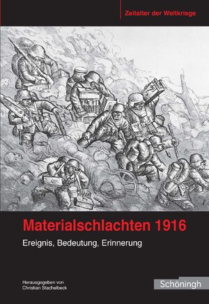 Cover Materialschlachten 1916