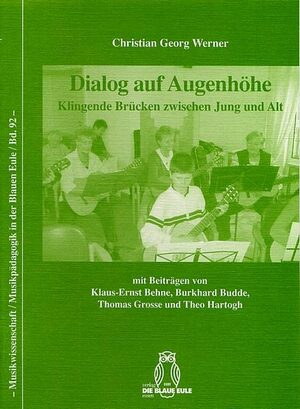 Cover Dialog auf Augenhöhe