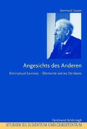 Cover Angesichts des Anderen