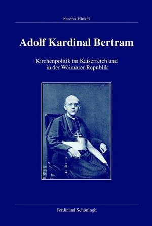 Cover Adolf Kardinal Bertram