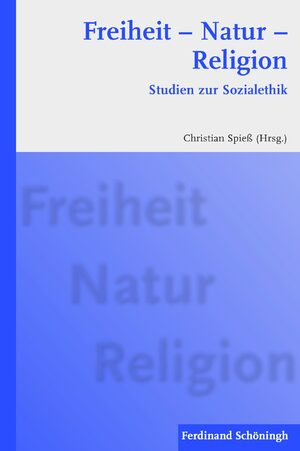 Cover Freiheit – Natur – Religion