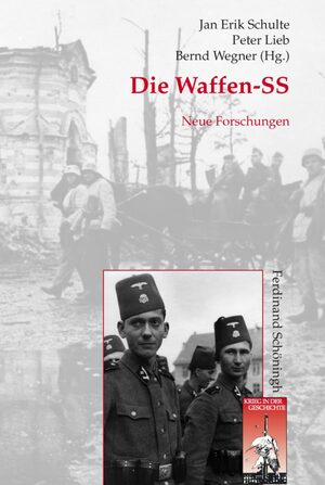 Cover Die Waffen-SS