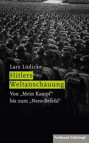 Cover Hitlers Weltanschauung