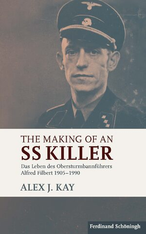 Cover The Making of an SS Killer