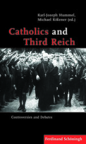 Cover Catholics and Third Reich