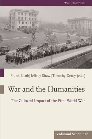 Cover War and the Humanities