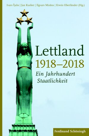 Cover Lettland 1918–2018