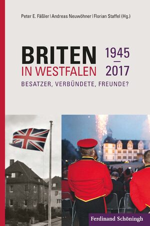 Cover Briten in Westfalen 1945-2017