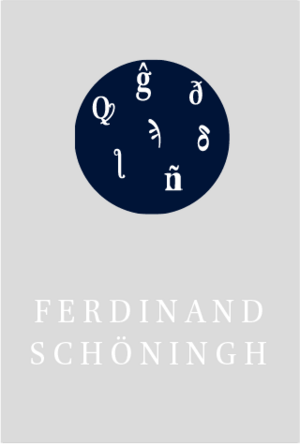 Cover Schöningh and Fink Literature and Culture Studies E-Books, Collection 2007-2012