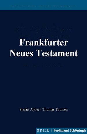 Cover Frankfurter Neues Testament