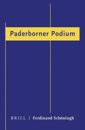 Cover Paderborner Podium