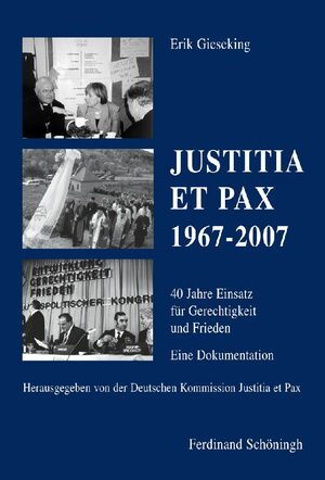 Cover JUSTITIA ET PAX 1967-2007