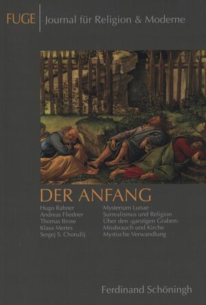 Cover Der Anfang