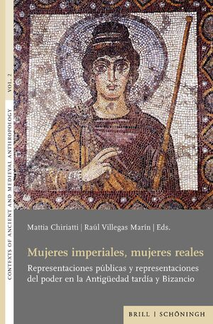 Cover Mujeres imperiales, mujeres reales
